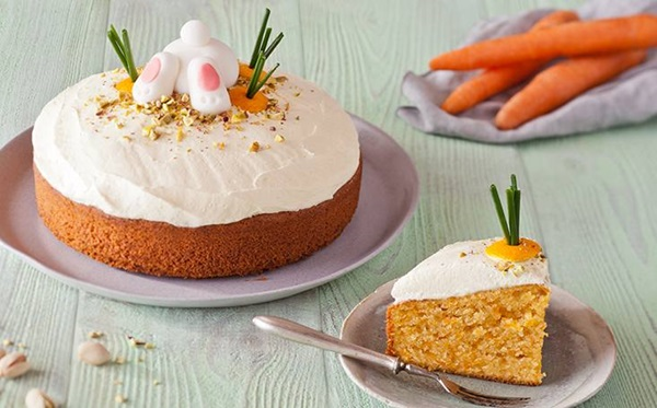recipe image Easter Carrot Cake